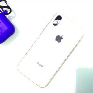 iPhone X Silver 64Gb, Quốc Tế. 98%.
